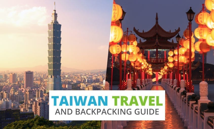 A collection of Taiwan travel and backpacking resources including Taiwan travel, entry visa requirements, employment for backpackers, and Mandarin phrasebook.
