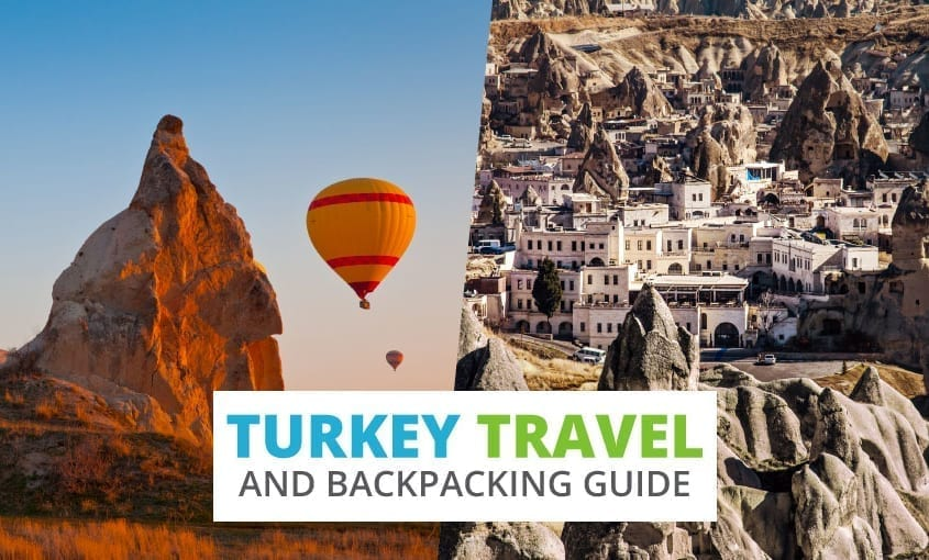 A collection of Turkey travel and backpacking resources including Turkey travel, entry visa requirements, employment for backpackers, and Turkish phrasebook.