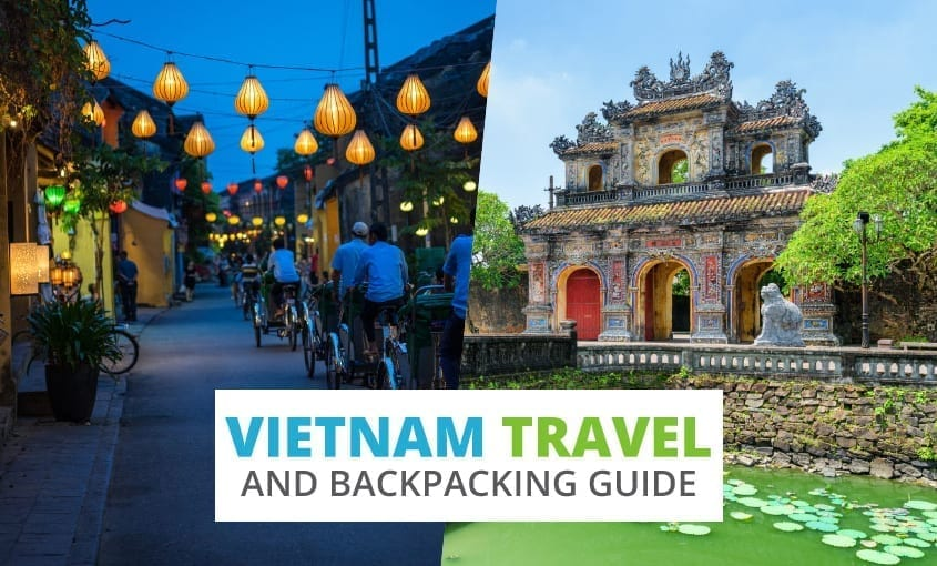 Vietnam Travel and Backpacking - The Backpacking Site