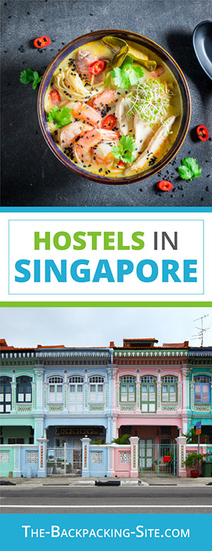 Budget travel and hostels in Singapore including: Singapore hostels.