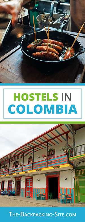 Budget travel and hostels in Colombia including: Antioquia hostels,  Caldas hostels, and  Colombia hostels.