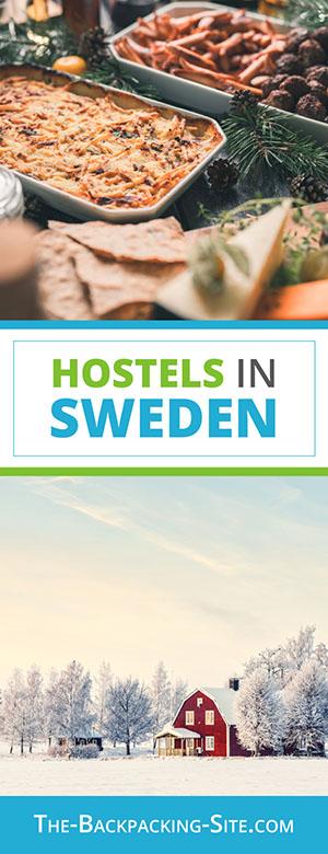 Budget travel and hostels in Sweden including: Blekinge hostels,  Bohuslan hostels,  Dalarna hostels,  Dalsland hostels,  Gastrikland hostels,  Gothenburg hostels,  Gotland hostels,  Halland hostels,  Narke hostels,  Oland hostels,  Ostergotland hostels,  Skane hostels,  Smaland hostels,  Stockholm hostels, and  Uppland hostels.