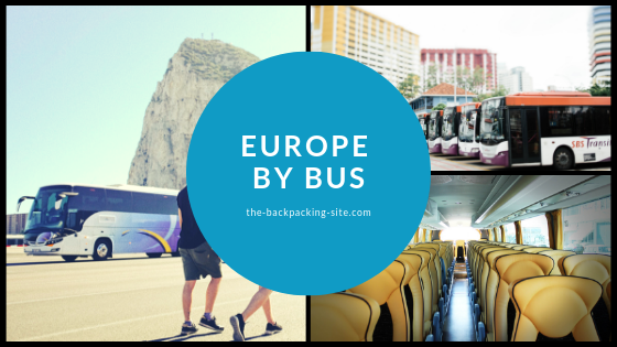 How to Travel Europe by Bus - The Backpacking Site